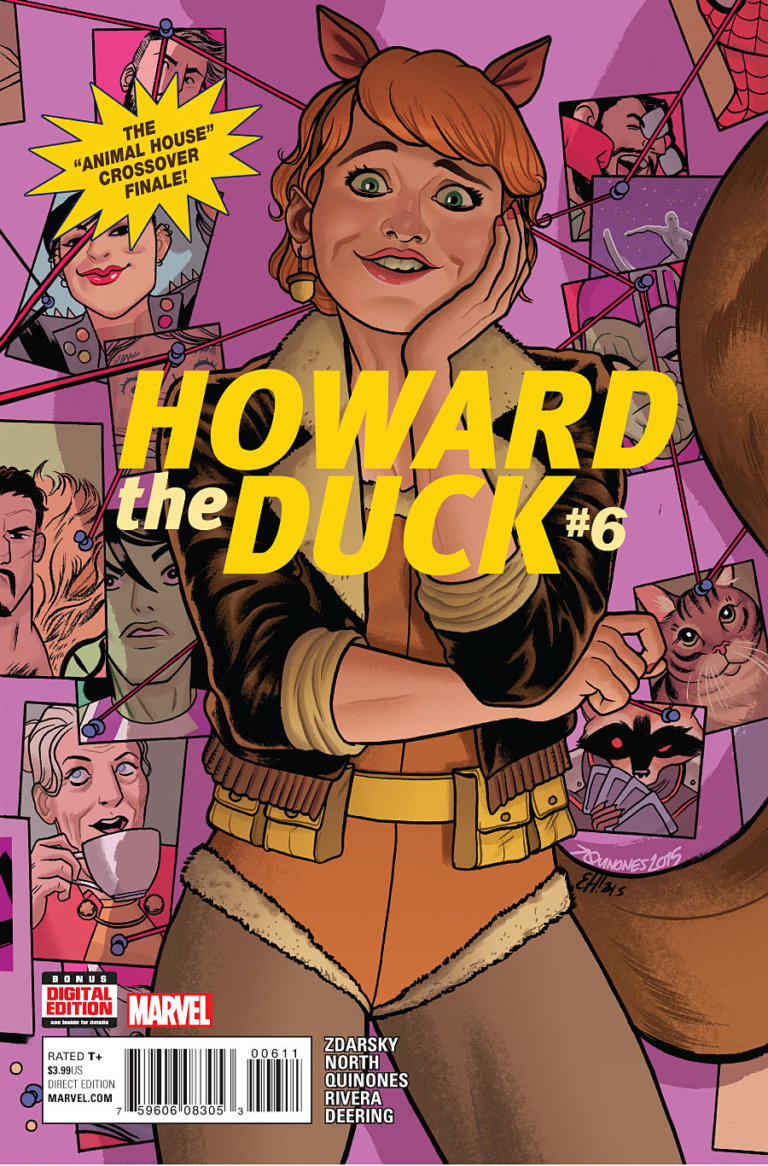 Howard the Duck Vol 5 #3