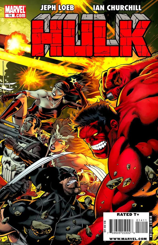 Hulk Vol 2 #14