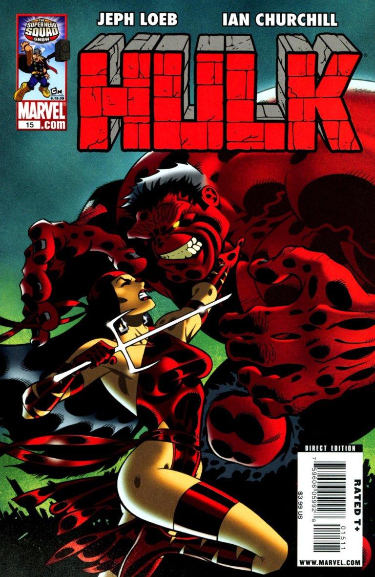 Hulk Vol 2 #15