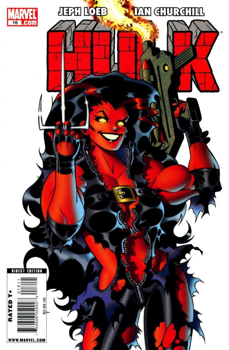 Hulk Vol 2 #16