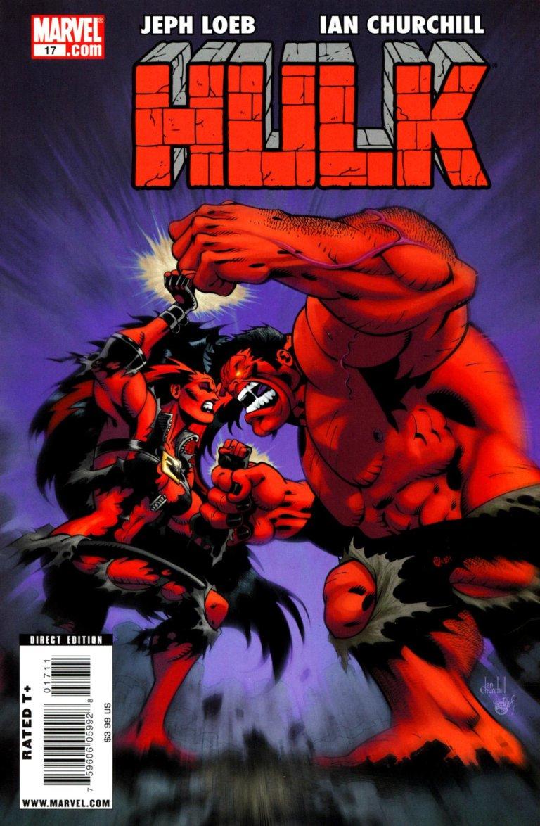 Hulk Vol 2 #17