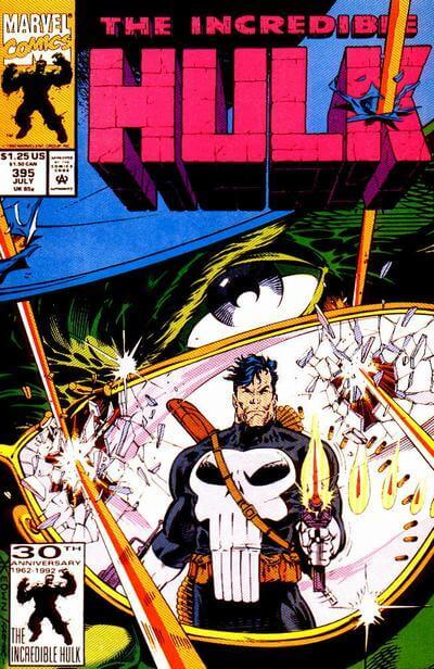 Incredible Hulk Vol 1 #395
