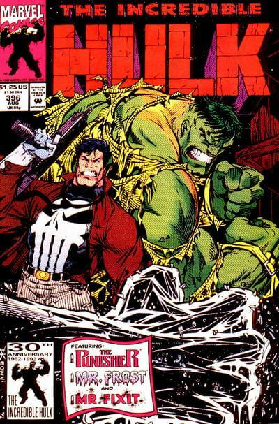 Incredible Hulk Vol 1 #396