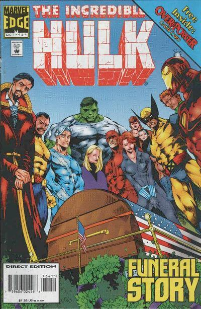 Incredible Hulk Vol 1 #434