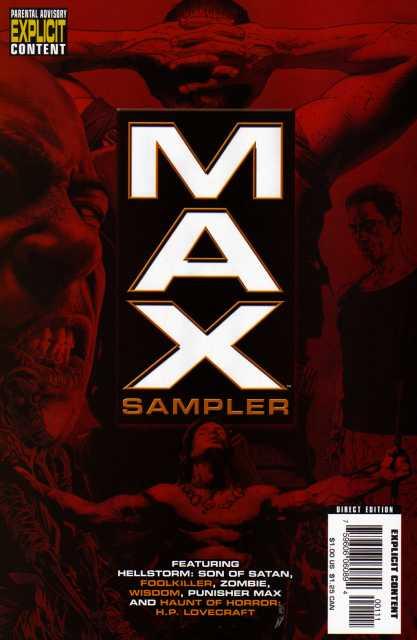 MAX Sampler #1