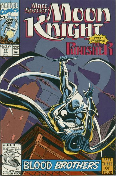Marc Spector: Moon Knight Vol 1 #37