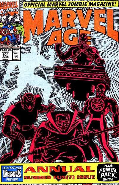 Marvel Age Vol 1 #101