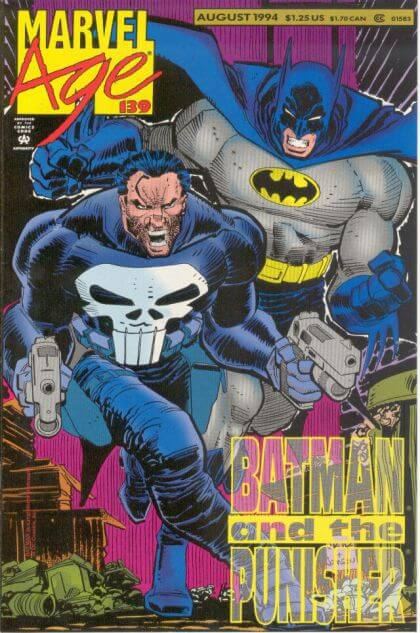 Marvel Age Vol 1 #139