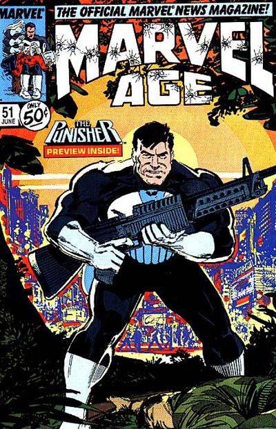 Marvel Age Vol 1 #51