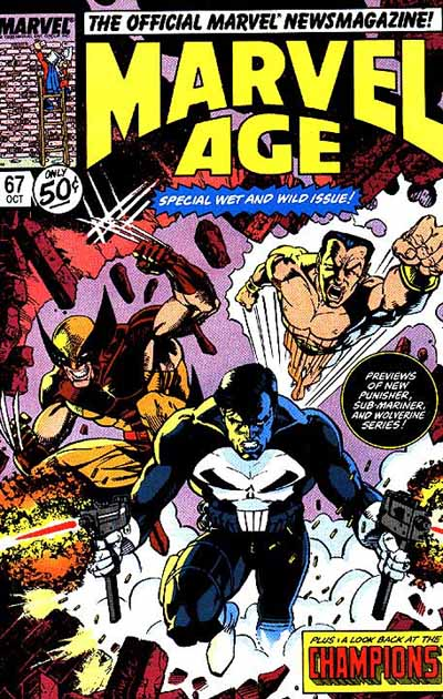 Marvel Age Vol 1 #67