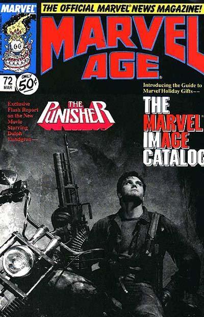 Marvel Age Vol 1 #72