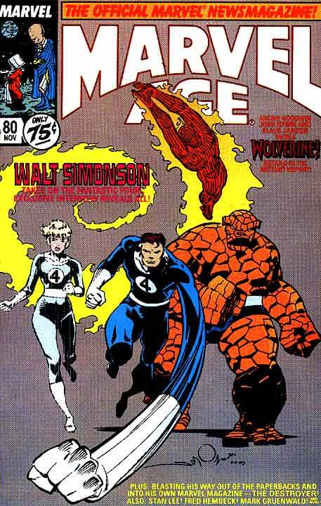 Marvel Age Vol 1 #80