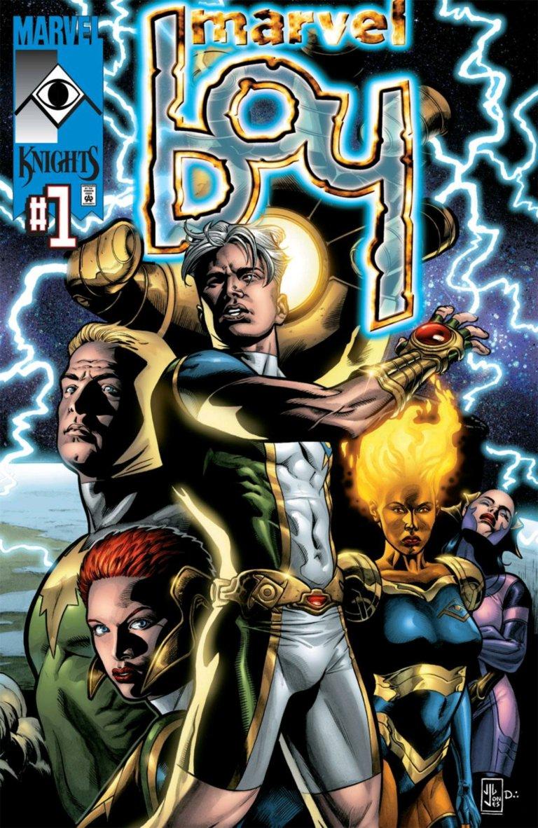 Marvel Boy Vol 2 #1