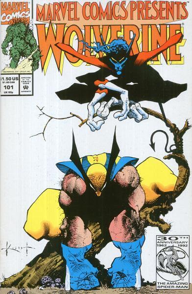 Marvel Comics Presents Vol 1 #101