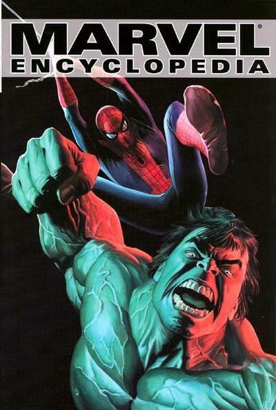 Marvel Encyclopedia Vol 1 #1