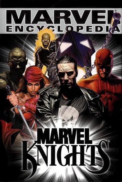 Marvel Encyclopedia: Marvel Knights