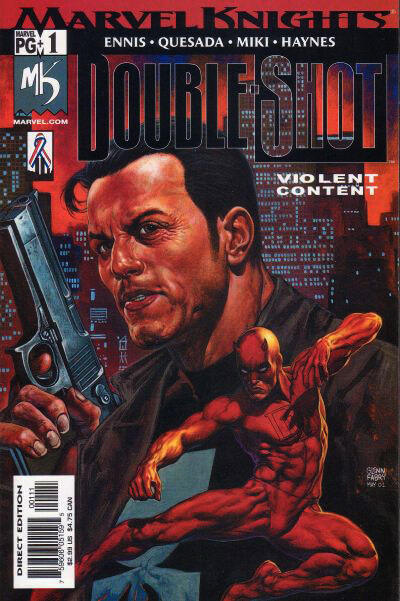 Marvel Knights Double-Shot Vol 1 #1