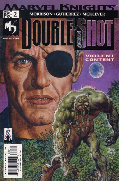 Marvel Knights Double-Shot Vol 1 #2