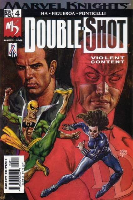 Marvel Knights Double-Shot Vol 1 #4