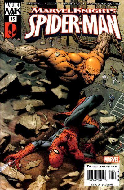 Marvel Knights Spider-Man Vol 1 #15