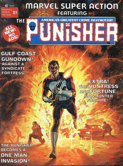 Marvel Super Action Vol 1 #1