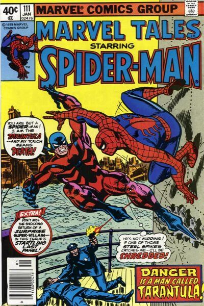 Marvel Tales Vol 2 #111