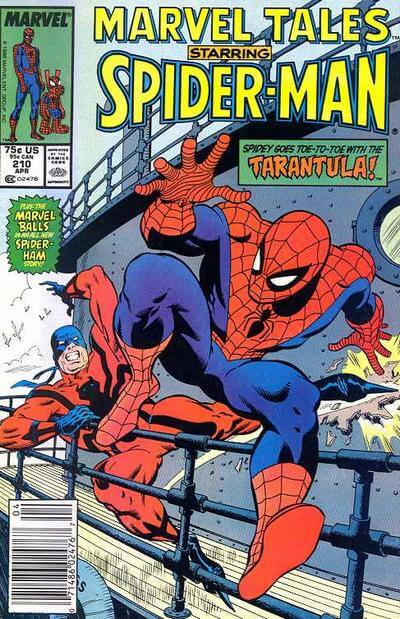 Marvel Tales Vol 2 #210