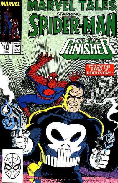 Marvel Tales Vol 2 #212