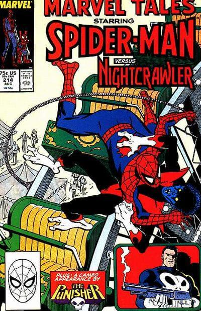 Marvel Tales Vol 2 #214