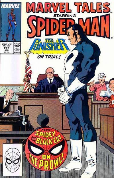 Marvel Tales Vol 2 #222