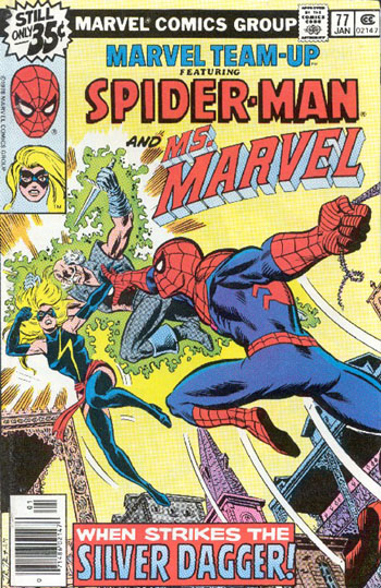 Marvel Team-Up Vol 1 #77