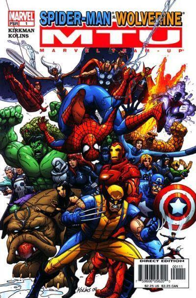 Marvel Team-Up Vol 3 #1