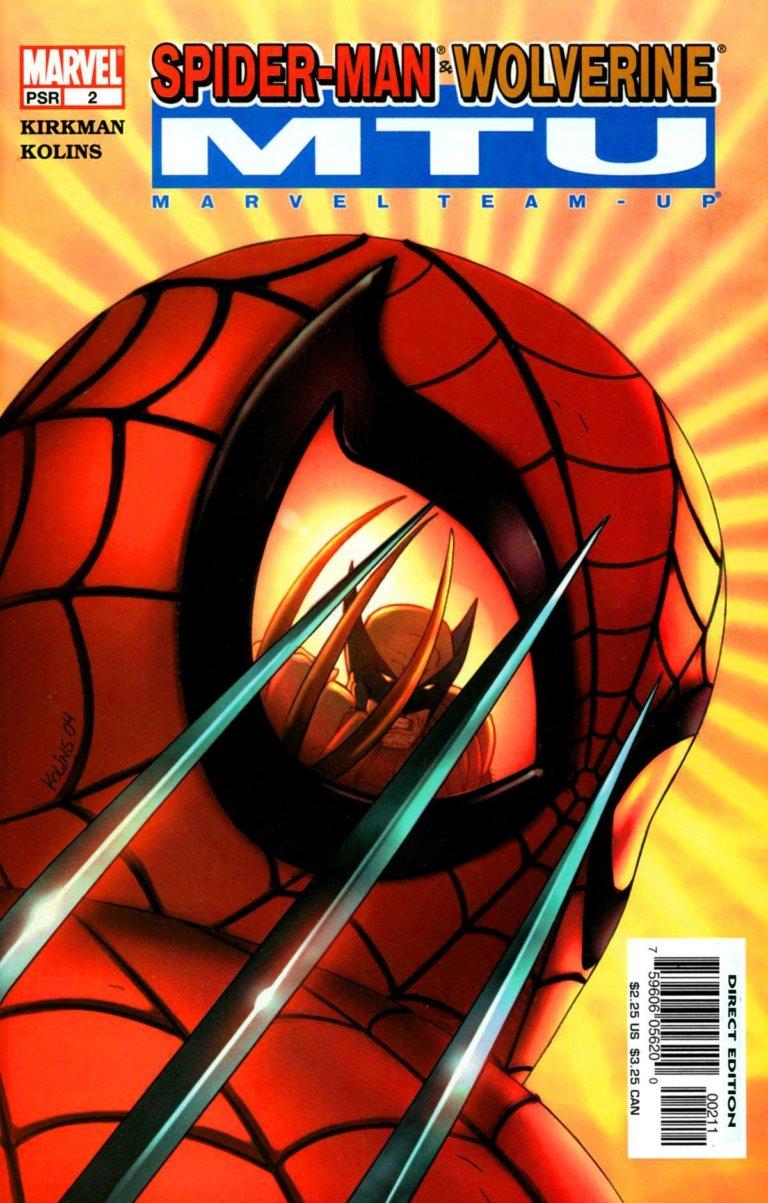 Marvel Team-Up Vol 3 #2