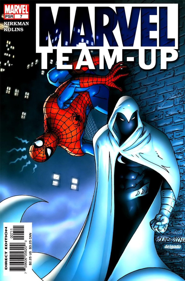 Marvel Team-Up Vol 3 #7