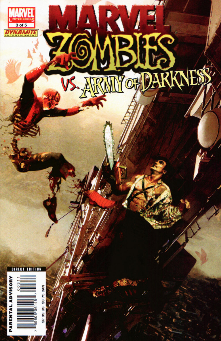 Marvel Zombies Vs. Army of Darkness Vol 1 #3