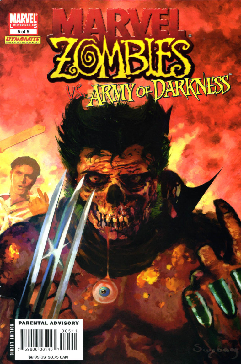 Marvel Zombies Vs. Army of Darkness Vol 1 #5