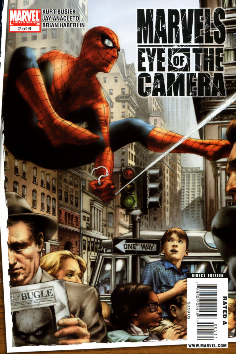 Marvels: Eye of the Camera Vol 1 #2