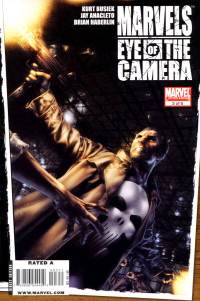 Marvels: Eye of the Camera Vol 1 #3
