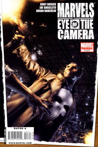 Marvels: Eye of the Camera Vol 1 #3