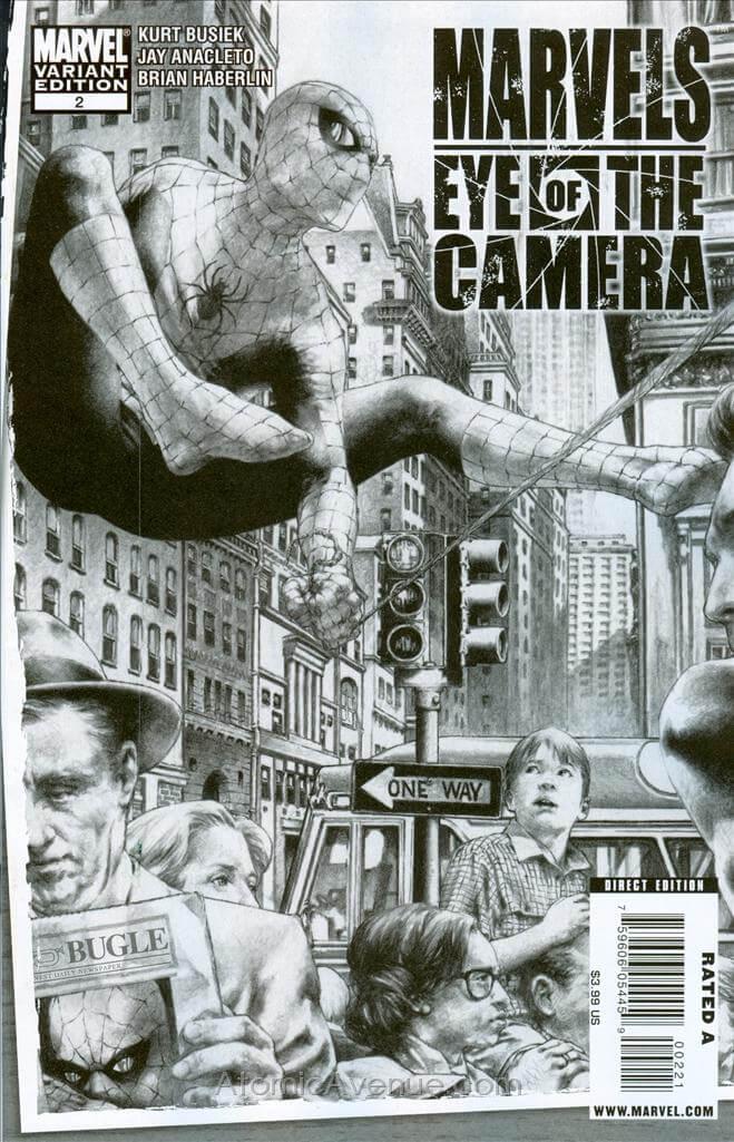 Marvels: Eye of the Camera Vol 1 #2 b