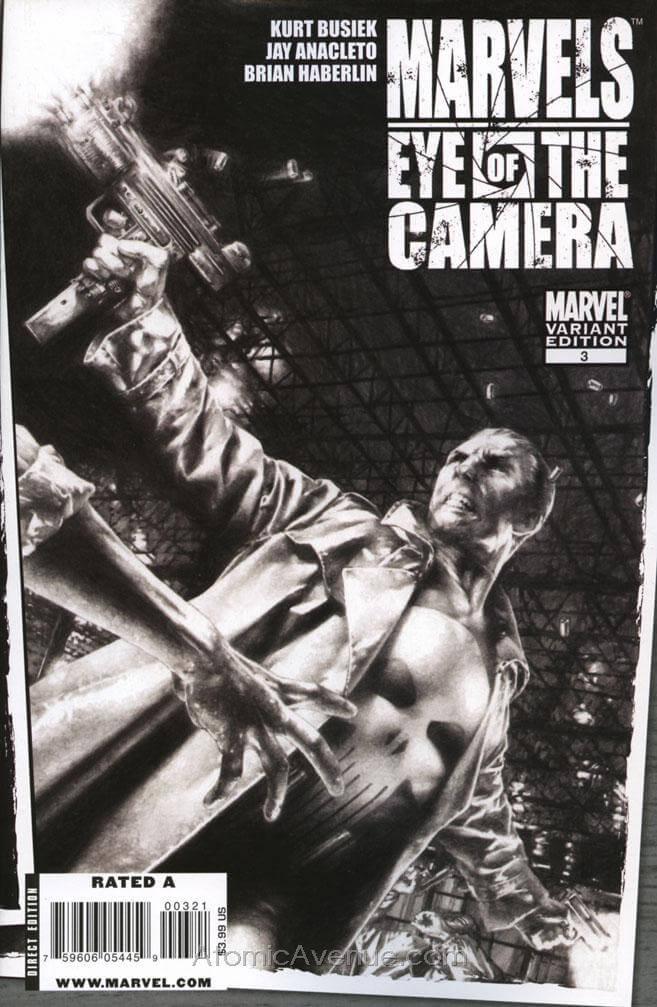 Marvels: Eye of the Camera Vol 1 #3 b