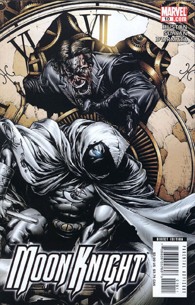 Moon Knight Vol 5 #10