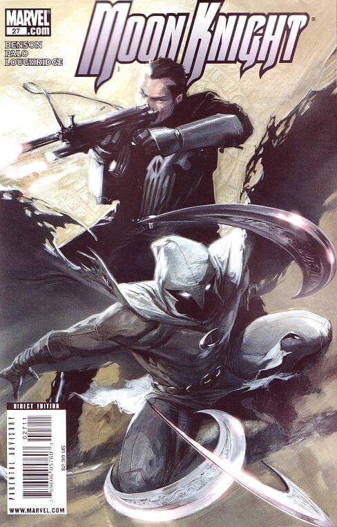 Moon Knight Vol 5 #27