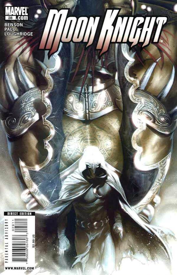 Moon Knight Vol 5 #28