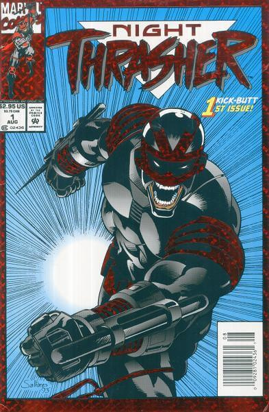 Night Thrasher Vol 1 #1