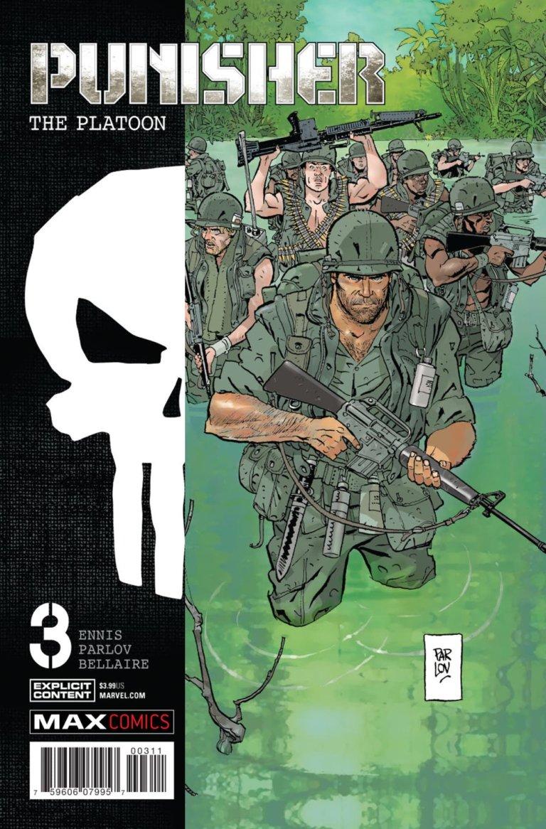 Punisher The Platoon Vol 1 #3