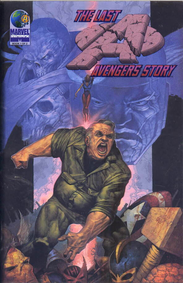 The Last Avengers Story Vol 1 #1