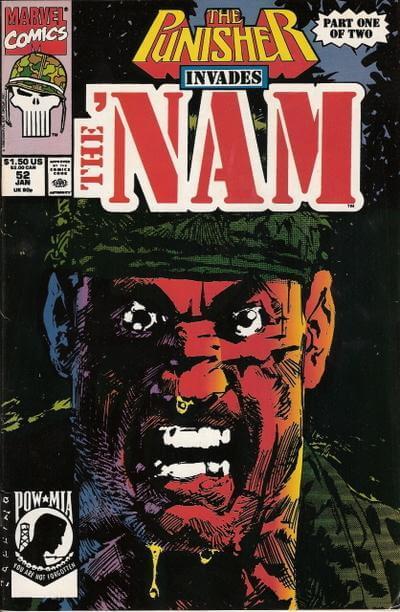 The 'Nam Vol 1 #52