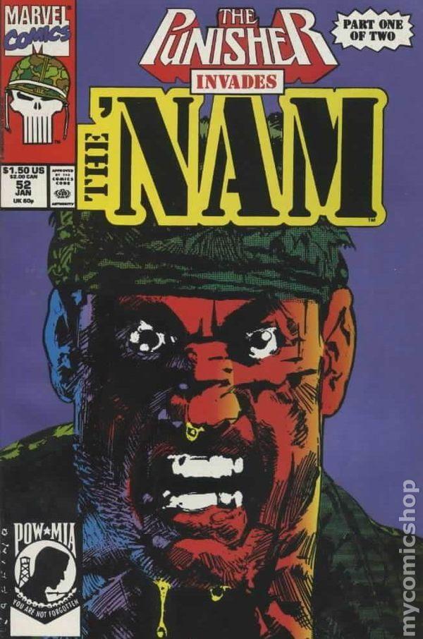 The 'Nam Vol 1 #52 b