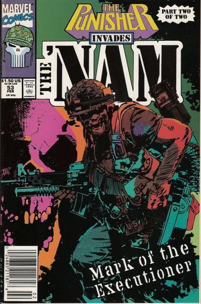 The 'Nam Vol 1 #53
